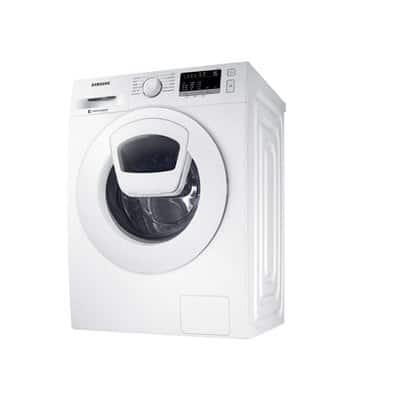 """מכונת כביסה פתח קידמי Samsung WW80K4430YW/KJ 8 ק""""ג"""