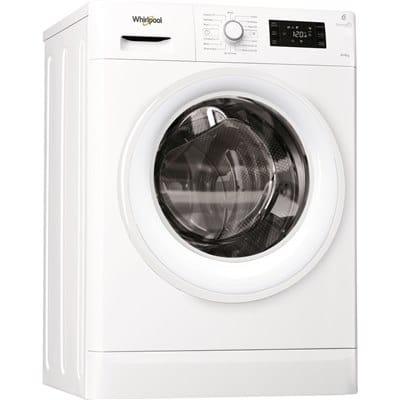 """מכונת כביסה פתח קידמי Whirlpool FWDG86148 8 ק""""ג"""