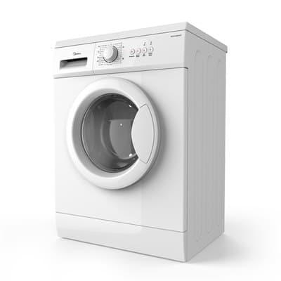 """מכונת כביסה פתח קידמי Crystal WM1006 6 ק""""ג"""